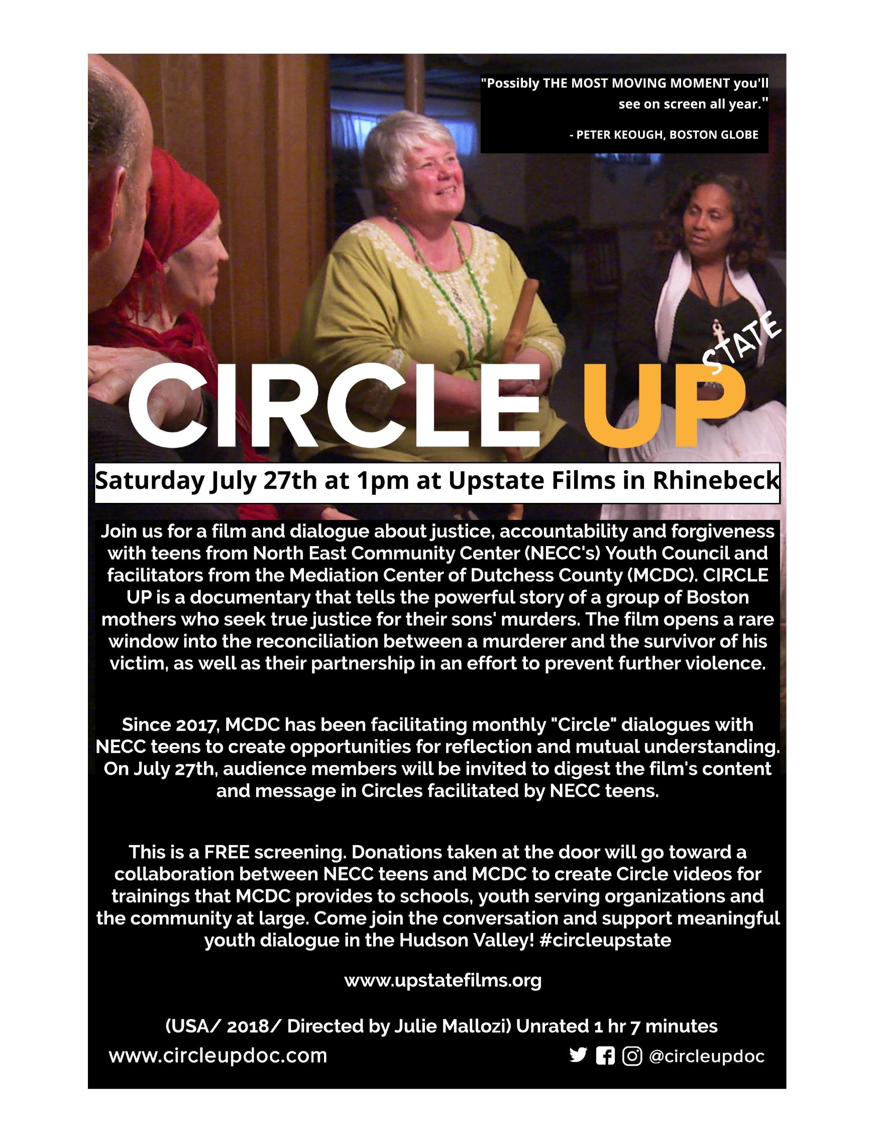 Circle Up Flier jpeg